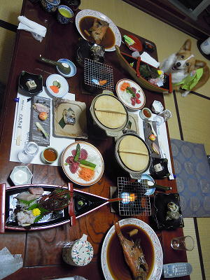 031部屋食