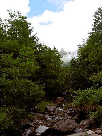 八ヶ岳と乗鞍 070
