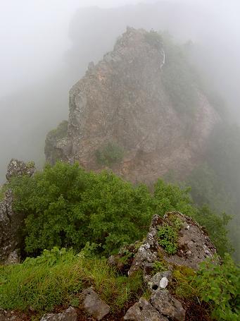 八ヶ岳と乗鞍 058