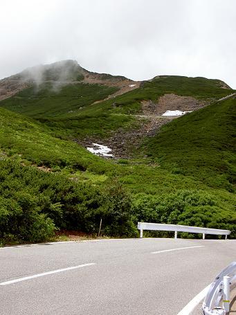 八ヶ岳と乗鞍 099