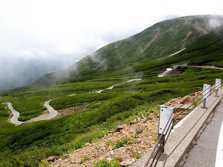 八ヶ岳と乗鞍 101