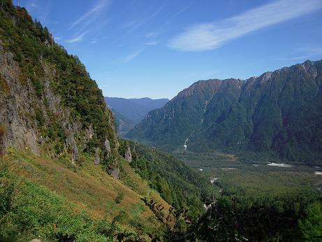 秋の焼岳 009