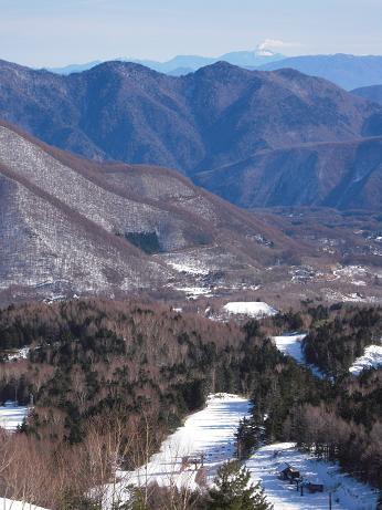 1月のスキー場 005