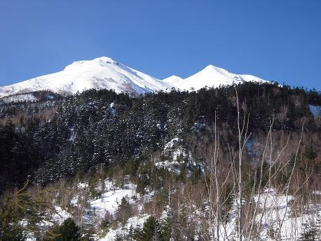 1月のスキー場 007