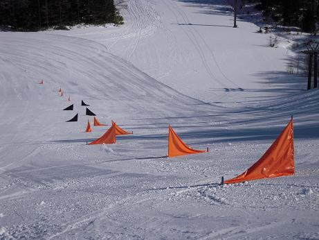 1月のスキー場 011