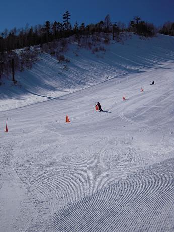 1月のスキー場 006