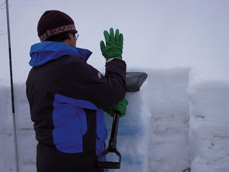 積雪観察法 028