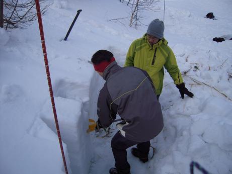 積雪観察法 034