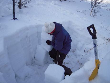 積雪観察法 038