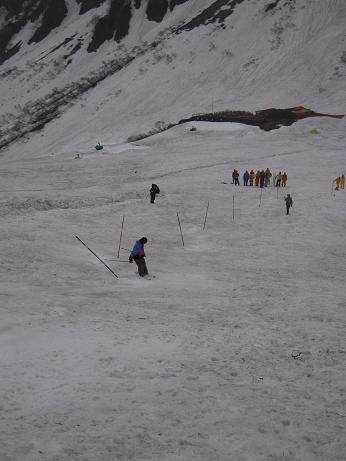 スキー大会 09 084