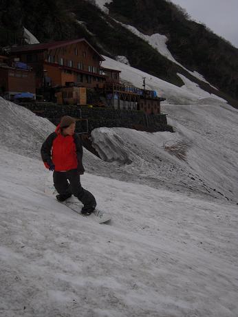 スキー大会 09 090