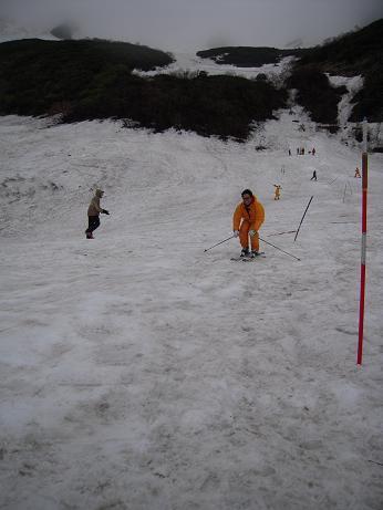 スキー大会 09 091