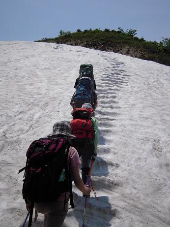 開山記念登山会 097