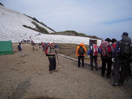 開山記念登山会 123