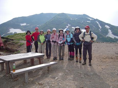 開山記念登山会 133
