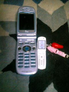 ガチャガチャ携帯