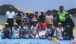 6月15日柴山小学校3