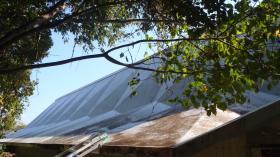 コンクリート屋根
