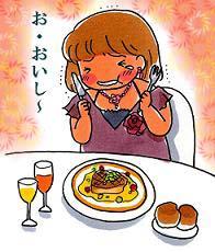 食事のコピー