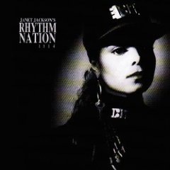 JANET JACKSON「RHYTHM NATION 1814」