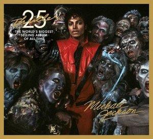Michael Jackson「THRILLER 25」