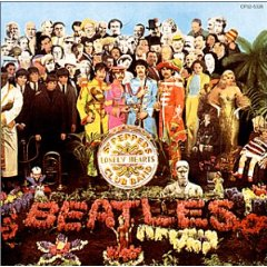 THE BEATLES「SGT. PEPPERS LONELY HEARTS CLUB BAND」