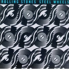 THE ROLLING STONES「STEEL WHEELS」