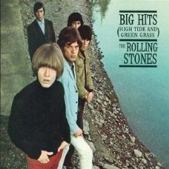 THE ROLLING STONES「BIG HITS - HIGH TIDE AND GREEN GRASS」