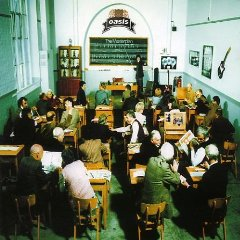 OASIS「THE MASTER PLAN」