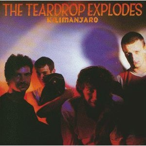 THE TEARDROP EXPLODES「KILIMANJARO」