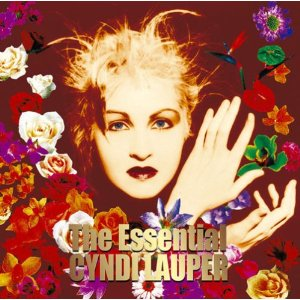 CYNDI LAUPER「THE ESSENTIAL CYNDI LAUPER」