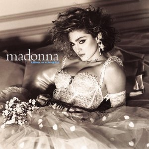 MADONNA「LIKE A VIRGIN」