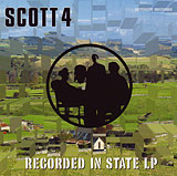 SCOTT 4「RECORDED IN STATES LP」