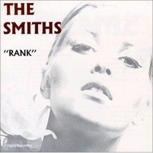 THE SMITHS 時代のライブ盤「RANK」