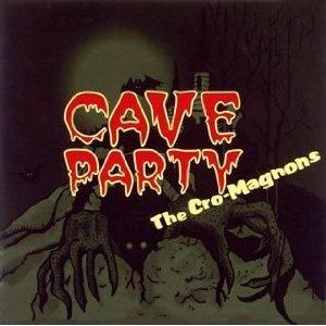 ザ・クロマニヨンズ「CAVE PARTY」