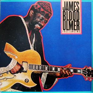JAMES BLOOD ULMER「FREE LANCING」2