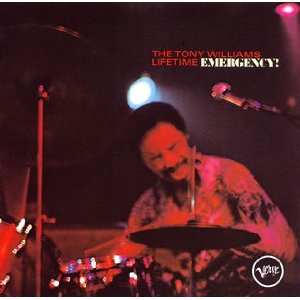 THE TONY WILLIAMS LIFE TIME「EMERGENCY」