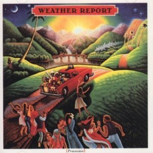 WEATHER REPORT「PROCESSION」