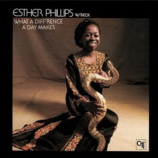 ESTHER PHILIPS W: BECK「WHAT A DIFFRENCE A DAY MAKES」2