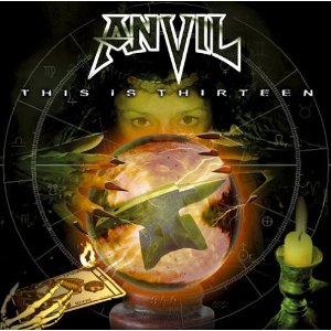 ANVIL「THIS IS THIRTEEN」