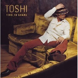 TOSHI KUBOTA「TIME TO SHARE」