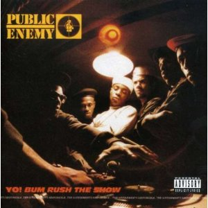PUBLIC ENEMY「YO! BUM RUSH THE SHOW」