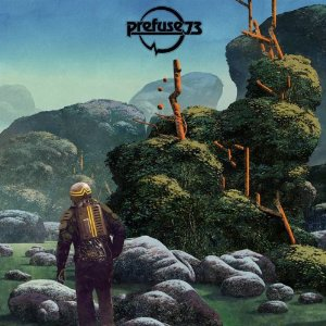 PREFUSE 73「EVERYTHING SHE TOUCHED TURNED AMPEXIAN」