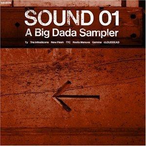 「SOUND 01 - A BIG DADA SAMPLER」
