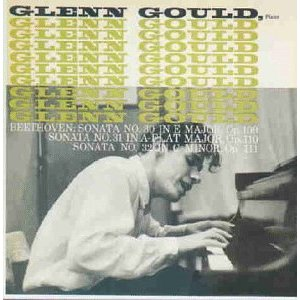 GLENN GOULD「BEETHOVEN PIANO SONATAS 30-32」