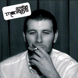 ARCTIC MONKEYS「WHATEVER POEPLE SAY I AM, THATS WHAT IM NOT」