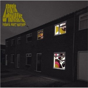 ARCTIC MONKEYS「FAVOURITE WORST NIGHTMARE」