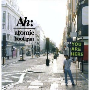 ATMIC HOOLIGAN「YOU ARE HERE」