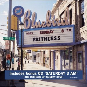 FAITHLESS「SUNDAY 8PM」