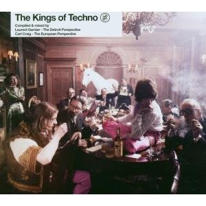 CARL CRAIG + LAURENT GARNIER「THE KING OF TECHNO」